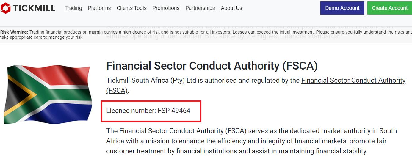 Verification of ECN broker's regulation