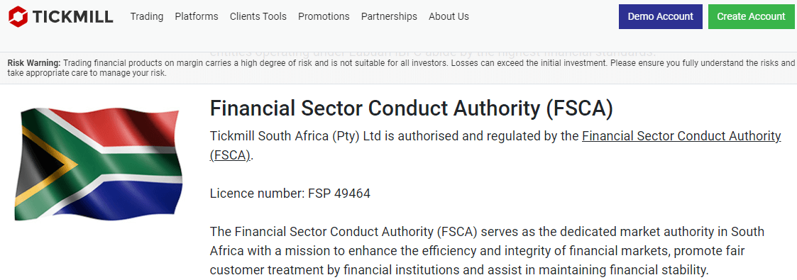 CFD Trading License check in South Africa